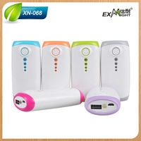 Promotional portable power bank mobile phone charger blueberry s4 mobile phone
