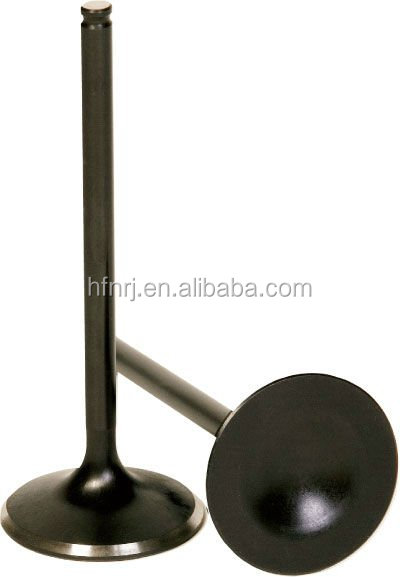 Truck car Mercedes Benz Engine Spare Part Exhaust and Intake Valve