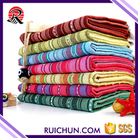 alibaba usa retailer Soft manufacturer of cotton towel