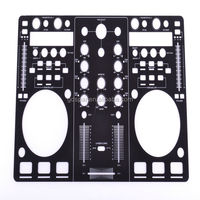 OEM plastic plate for amplifier