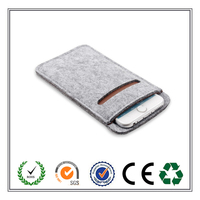 Alibaba China MultiFunctional Felt Mobile Phone Case &bags with Various color