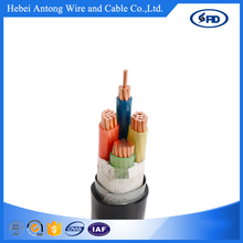 Low Voltage Overhead Aluminum Conductor XLPE Insulated Abc Electric Cable (JKLYJ)