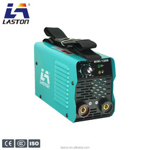 Portable 100-200A mini spot arc inverter dc weld smart welder