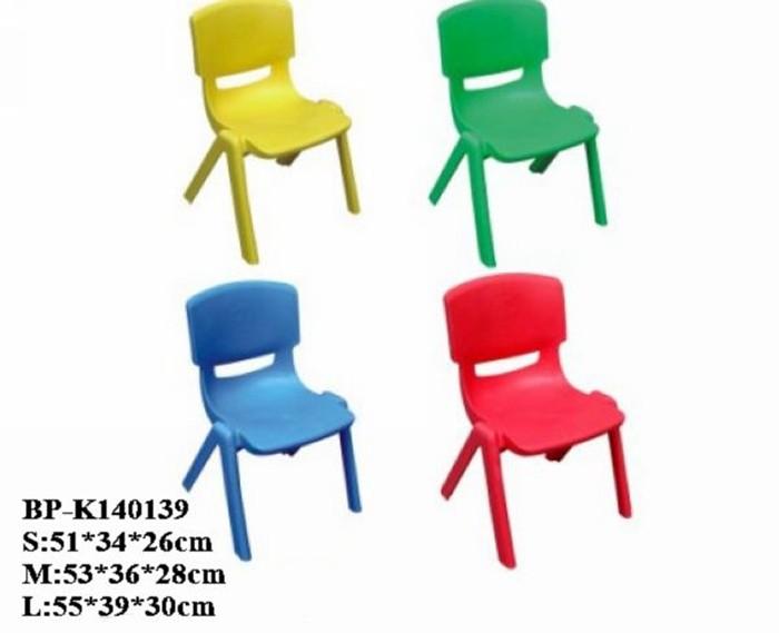 2014 muebles de ni os de preescolar silla de pl stico en for Medidas sillas ninos