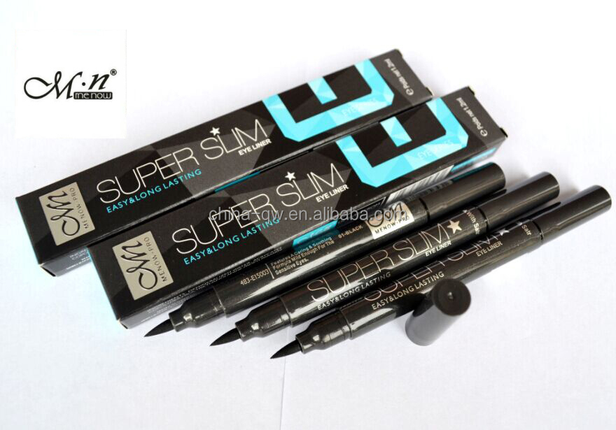 Menow E15003 Makeup waterproof liquid eyeliner with star stamp