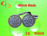 best selling 9pcs 5050 led transparent cover,cabochon plastic cover DC12V led carousel lamp with SD card controller