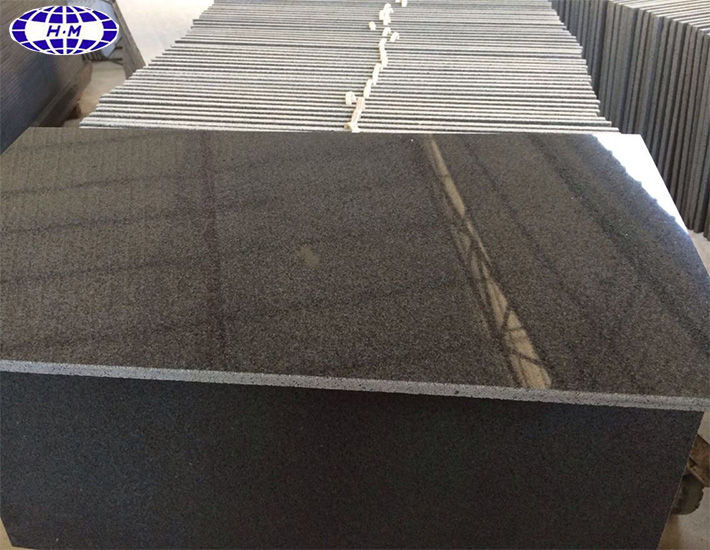 China polished padang dark G654 granite