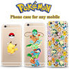 3D Pokemon phone case for iphone 7s 6s plus pokedex phone case for samsung galaxy note 7 s7 j7 mobile phone case
