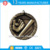 custom zinc alloy antique silver plated metal old coins