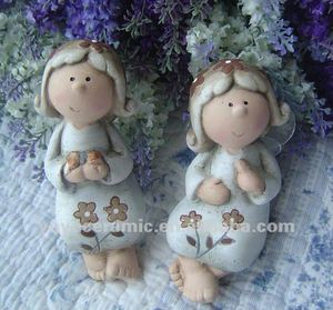 lovely ceramic angel gifts