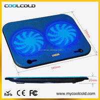 Unique fashion design notebook fan cooler,laptop cooling mat