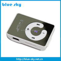 High Quality mini clip mp3 player user manual with music mp3 free download