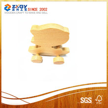 new style wooden toy small duck