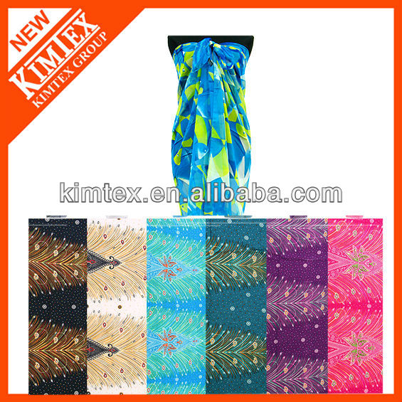 Cheap High quality charming wholesale pareo for sale