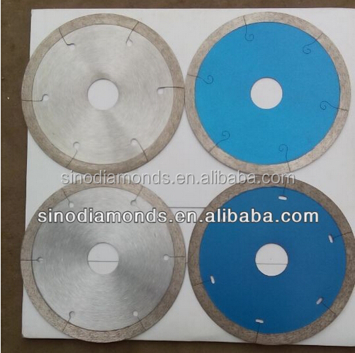 CPC diamond cutting disc for ceramic tile