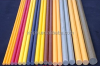 Fiberglass shed rod FRP rod for garden plant