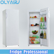 OLYAIR 2014 SINGLE DOOR REFRIGERATOR BCD-235 EASY ROLLING WHEELS