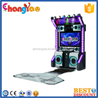 Hot Selling Danz Base Dance Electronic Dancing Game Machines For Sale