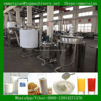 milk production line plant for sale