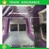 Mill manufacture good quality car paint inflatable spray booth