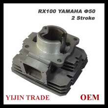 good quality motorcycle engine parts cylinder kit for RX100