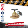 Fire hydrant Oblique Landing Valve With Stor Outlet