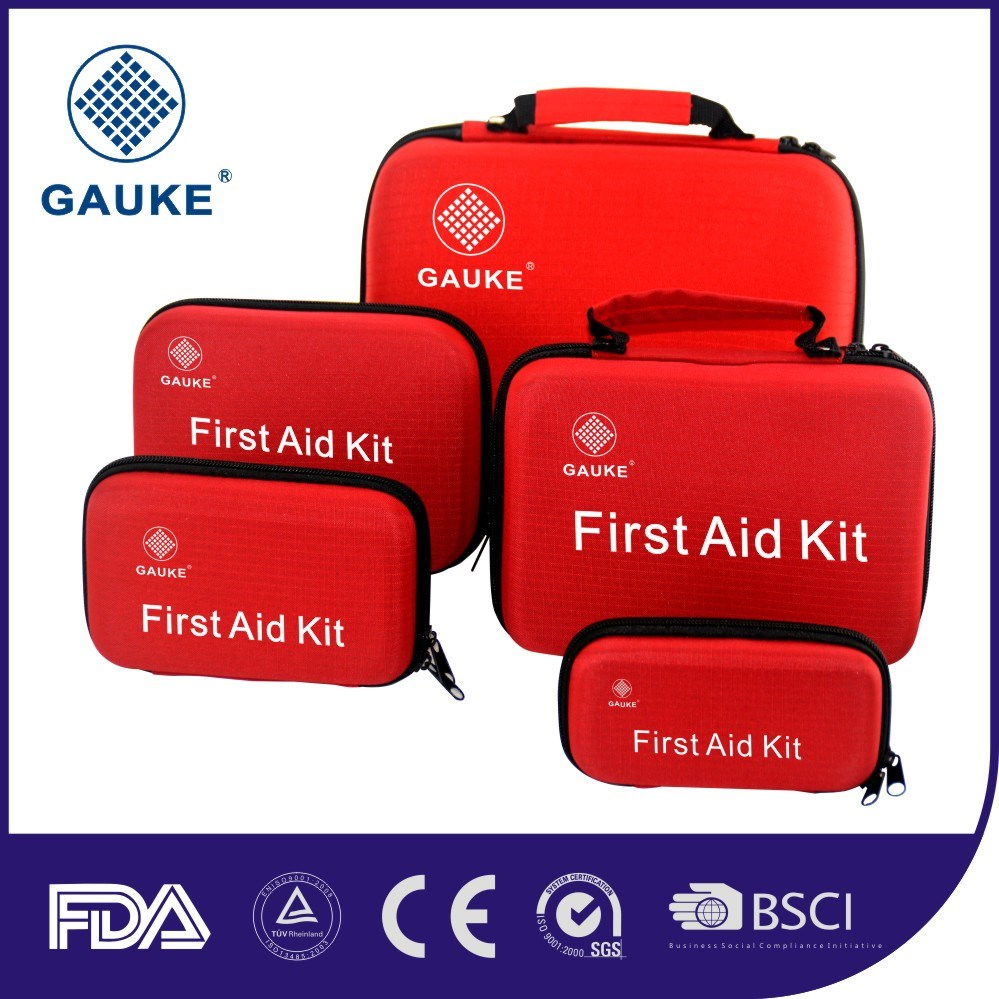 Customized Medical EVA Kit First Aid Bag For Promotion