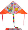 Manufacturer advertising delta kite children kite for supermaket promotional