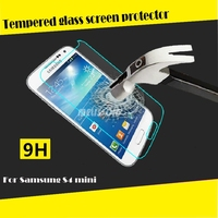 Alibaba China Factory Price mobile phone accessories for Samsung galaxy S4 Mini screen protector tempered glass
