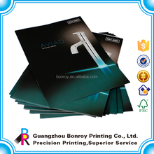 Saddle Stitching Hot Popular Home Decor Catalog Printing in China
