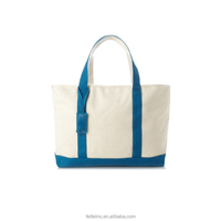 Wholesale Standard size cotton canvas MATERIAL TOTE BAG
