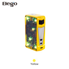 2017 Sigelei New Coming 200W TFT color screen Kaos Z Box Mod Wholesale By Elego