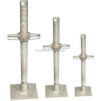 adjustable scaffolding base jack,scaffold jack base for formwork system