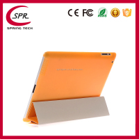 Colorful PU+PC one piece pad case for ipad 2/3/4