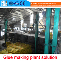 Glue making equipment reactor for urea production