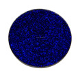 Glitter blue bling color shimmer eye shadow
