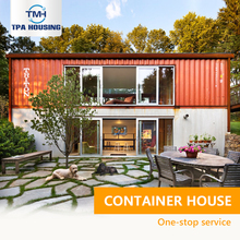 European Restroom Containers 53 Ft Expanding Shipping Container Hotel Room For Housing