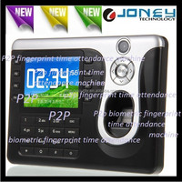 Hot sell 3.2 inch TFT Color Screen real time tracking fingerprint rfid time attendance