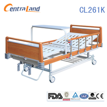 Multi-functional hospital bed