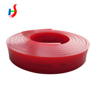 Three Layer Different Hardness Triple Squeegee Rubber for Screen Printing Machine (50*7mm)