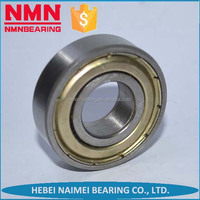 High quality various size and various color 6203 motorcycle wheel bearing