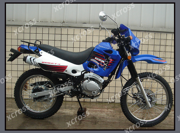 Chinese TOP quality Cheap 200CC Motorcycles 200cc Dirt Bike 200cc Motorbike 200cc Off road For Sale XD200Z