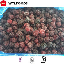 Iqf New Crop Frozen Blackberry