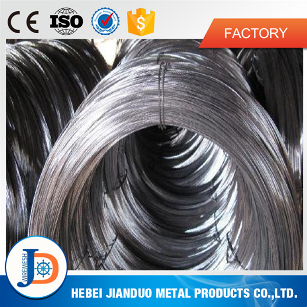 popular 2016 Soft annealed black iron binding wire with low price