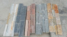 Slate manufacturer offer stacked slate veneer
