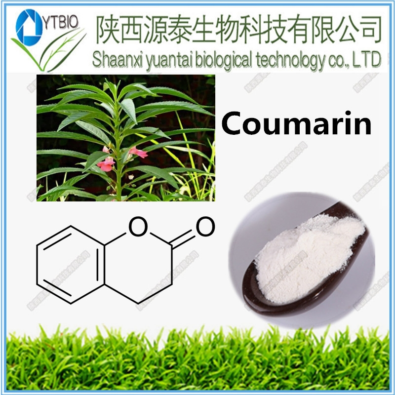 (HOT SALES)High quality Natural Coumarin powder stevioside stevia extract neotame powder