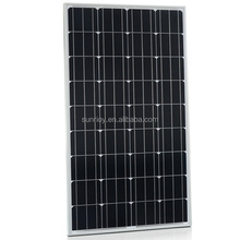 2017 hot sale CE TUV Mono Poly 18V 36V 150W Solar Panel