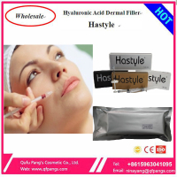 Paypal cosmetic plastic Hyaluronic acid dermal filler factory supply ha filler