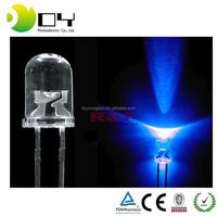 ultra light led diode 3mm 5mm rgb led diode light