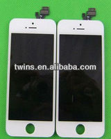 Wholesale for iphone 5 mobile phone lcd complete